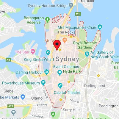 Sydney Business Address